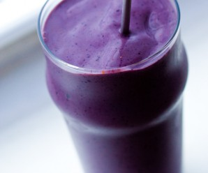Blueberry-Fruit-Smoothie