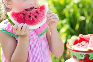 Eating Healthy With Kids